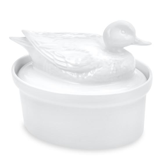 Apilco Duck Casserole Dish