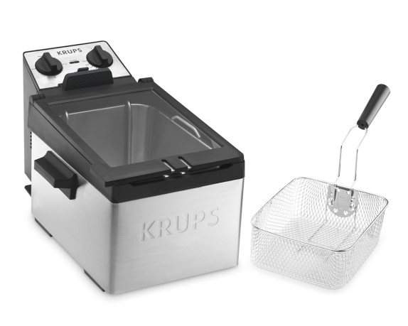 Krups High-Performance Deep Fryer