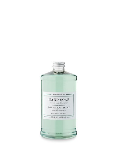 Williams-Sonoma Essential Oils Hand Soap, Rosemary Mint