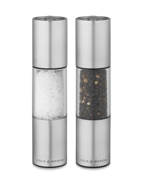 Cole & Mason Oslo Salt & Pepper Mills