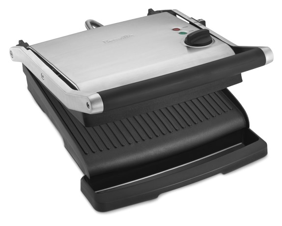 Breville Panini Press, Model # BGR200XL