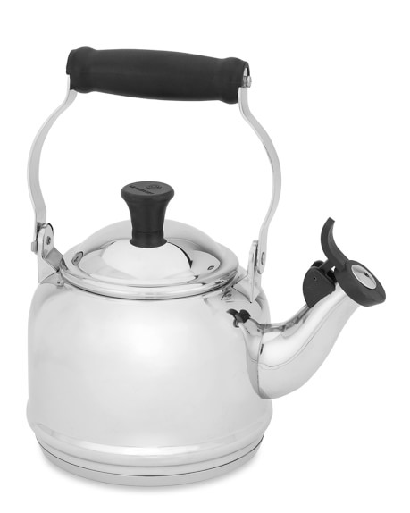 Le Creuset Classic Demi Tea Kettle, Stainless Steel