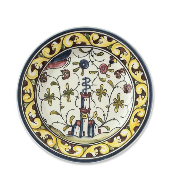 Provence Salad Plate, Set of 4