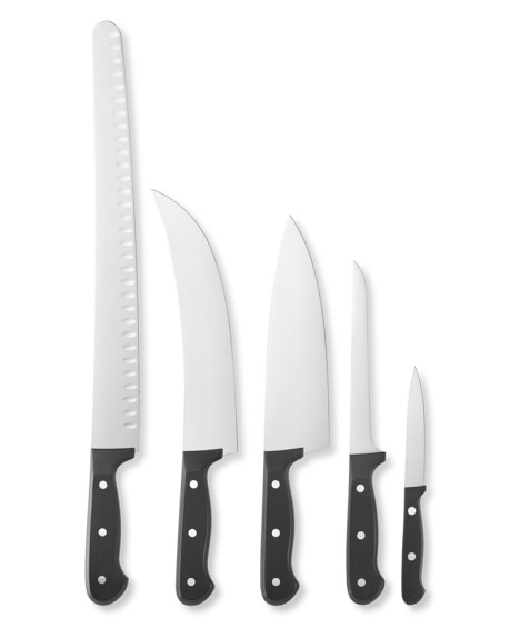 Wüsthof Gourmet 6-Piece BBQ Knife Set