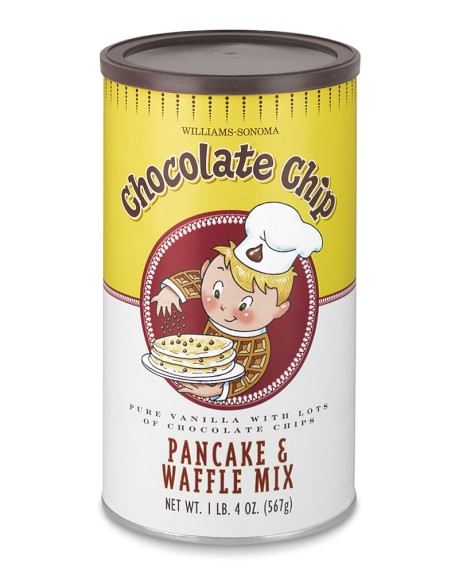 Williams-Sonoma Chocolate Chip Pancake & Waffle Mix