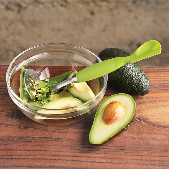 Four-in-One Avocado Tool