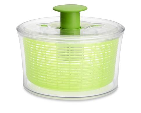 OXO Salad Spinner, Green
