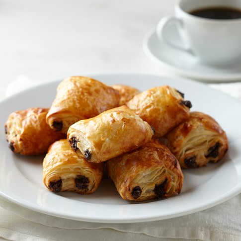 Ready-to-Bake Mini Chocolate Croissants