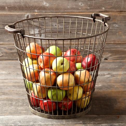 Wire Apple Basket