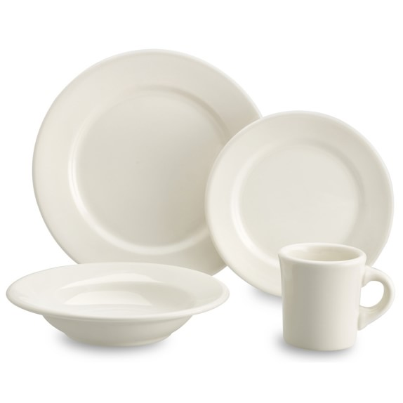 Buffalo China 16-Piece Dinnerware Set