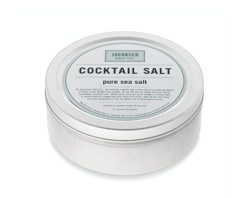 Jacobsen Salt Co. Classic Cocktail Salt