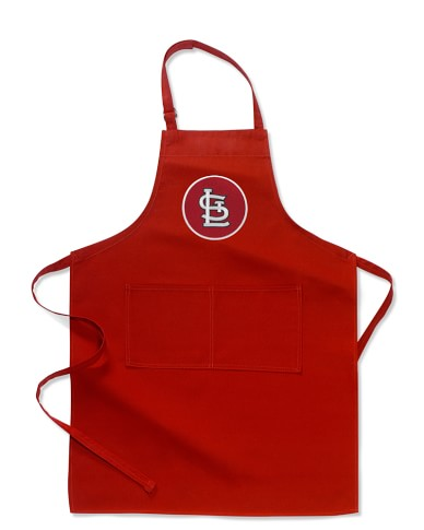 MLB™ St. Louis Cardinals, Adult Apron, Red