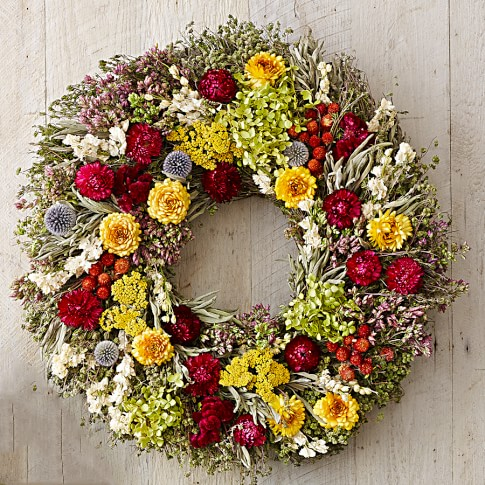 Garden's Bloom Wreath, 22
