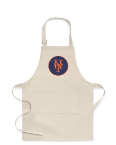 MLB™ New York Mets, Kids Apron, Khaki