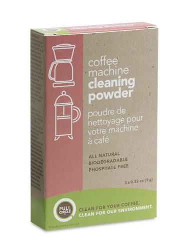 Full Circle Coffee Machine Cleaning Powder