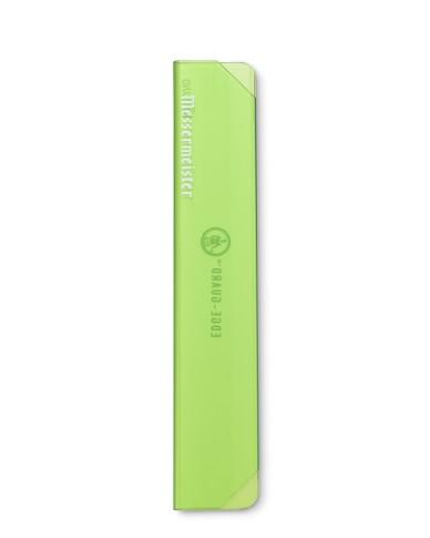 Messermeister Utility Knife Blade Guard, Green, 6 1/2