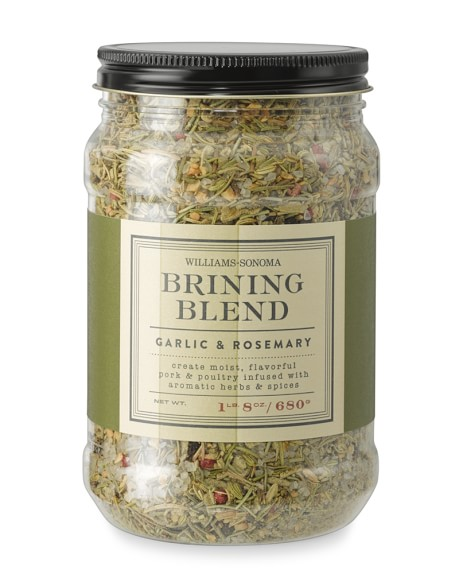 Williams-Sonoma Brining Blend, Garlic & Rosemary
