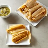 Texas Tamale Chicken Tamales