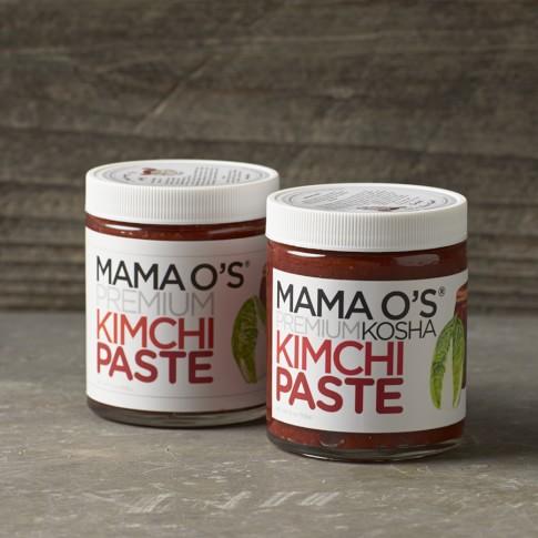 Mama O's Kimchi Paste, Set of 2, Regular