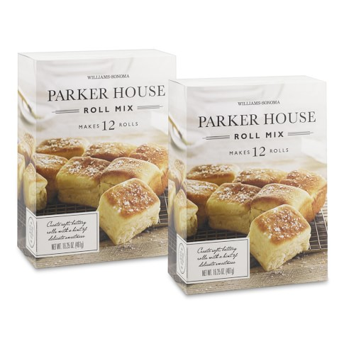 Parker House Rolls, Set of 2