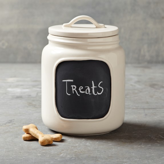 Chalkboard Treat Jar