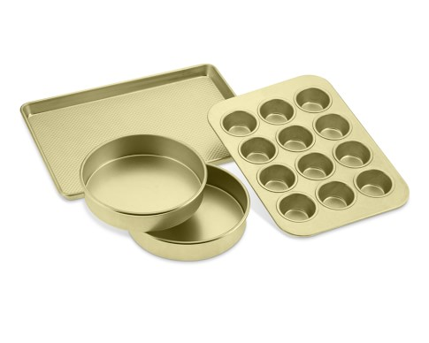 Williams-Sonoma Goldtouch® Nonstick 4-Piece Bakeware Set