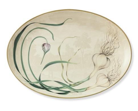 Wine Country Botanical Platter, Garlic