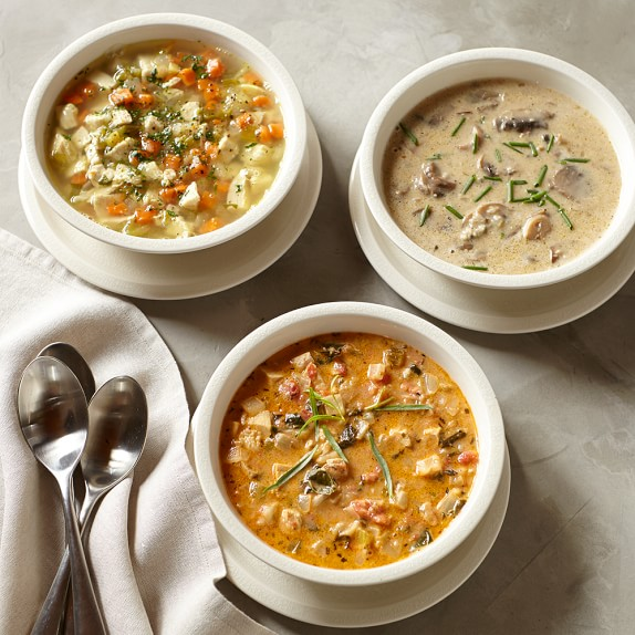 Assorted Soups
