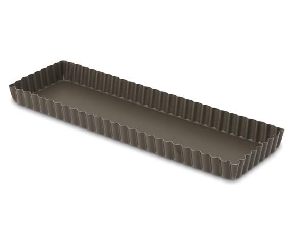 Gobel Standard Nonstick Rectangular Tart Pan, 13 7/9
