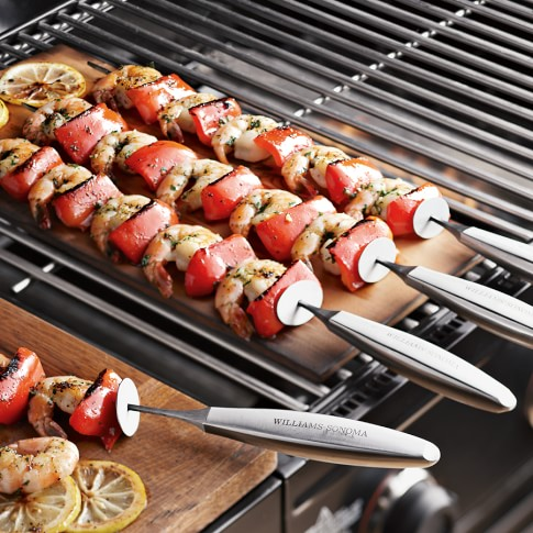 Stainless-Steel Sliding Skewer