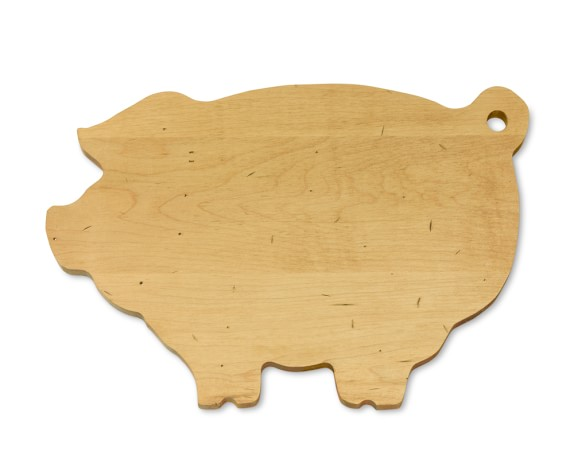 J.K. Adams Pig Cutting Board