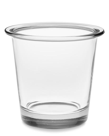 Glass Votive, Set of 4, Medium