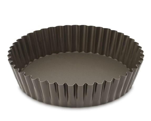 Gobel Standard Nonstick Round Quiche Pan, 9 5/6