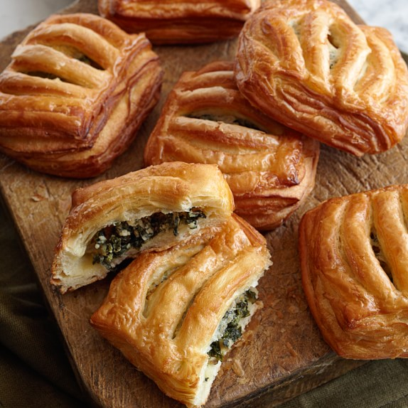 Spinach & Feta Croissants, Set of 12