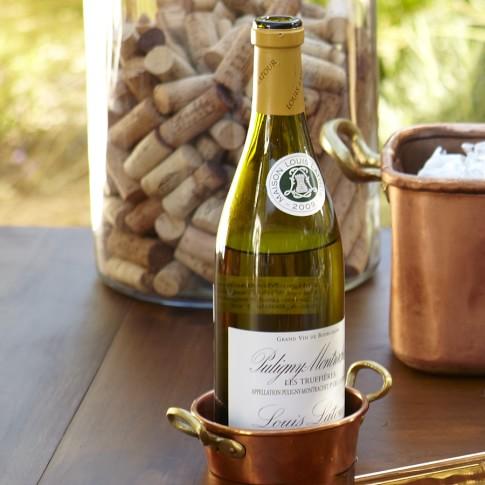 Copper Wine Bottle Coaster