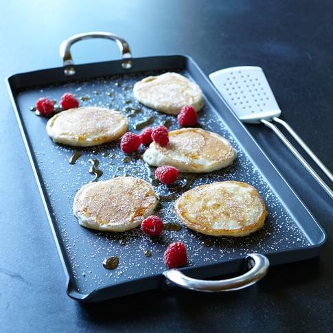Williams-Sonoma Open Kitchen Nonstick Double-Burner Griddle
