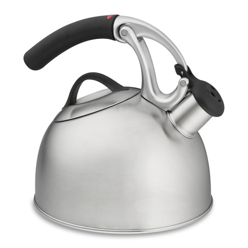 OXO Uplift Tea Kettle, Brushed Stainless-Steel
