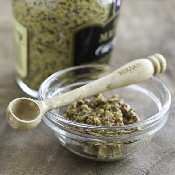 Boxwood Mustard Scoop
