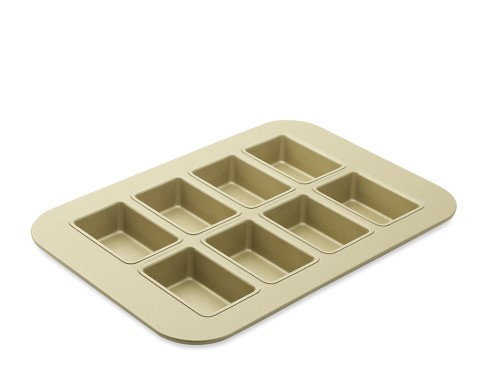Williams-Sonoma Goldtouch® Mini Loaf Pan Plaque