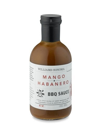 Williams-Sonoma BBQ Sauce, Mango Habañero