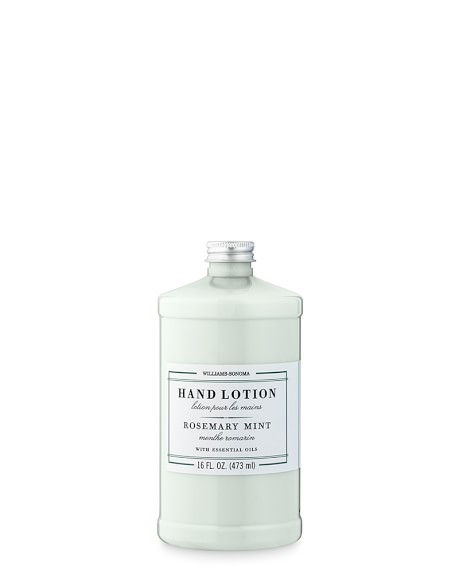 Williams-Sonoma Essential Oils Hand Lotion, Rosemary Mint