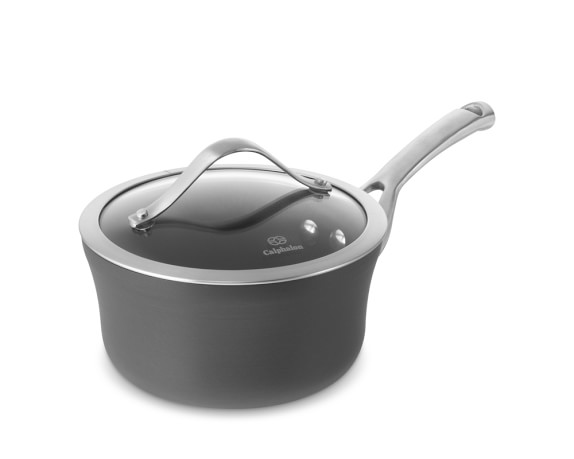 Calphalon Contemporary Nonstick Saucepan with Lid, 1 1/2-Qt.