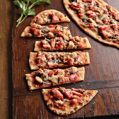 Lobster Flat Bread