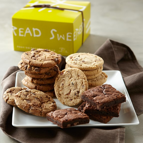 Gluten-Free Brownie and Cookie Gift Box