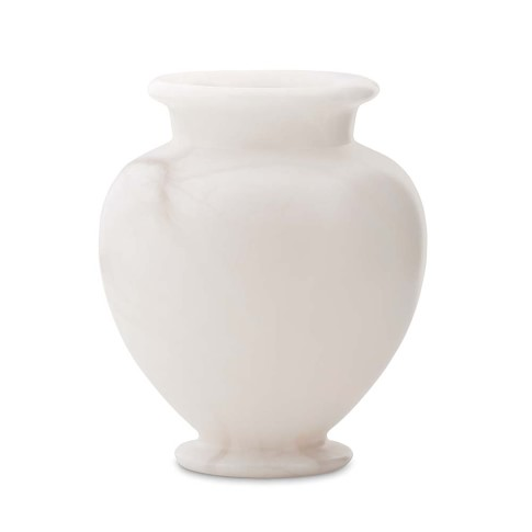 Alabaster Urn, Small