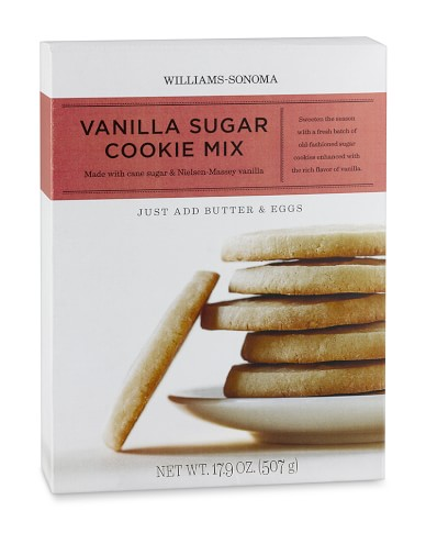 Williams-Sonoma Vanilla Sugar Cookie Mix