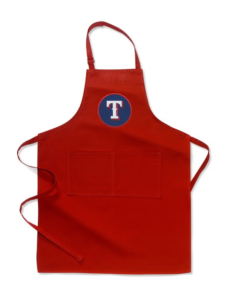 MLB™ Texas Rangers, Adult Apron, Red