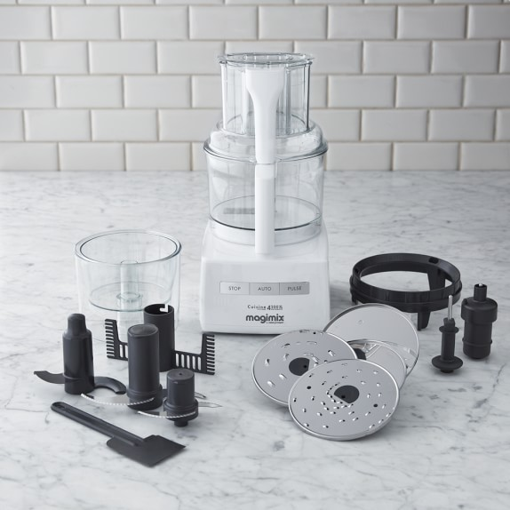 magimix by robot coupe food processor 14 cup williams sonoma. Black Bedroom Furniture Sets. Home Design Ideas