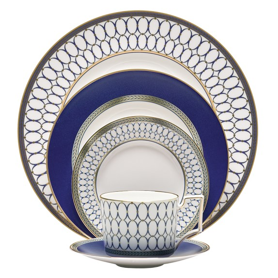 Wedgwood Renaissance Gold 5-Piece Dinnerware Place Setting