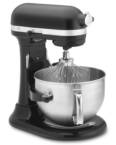 KitchenAid® Professional 610 Stand Mixer, Onyx Black